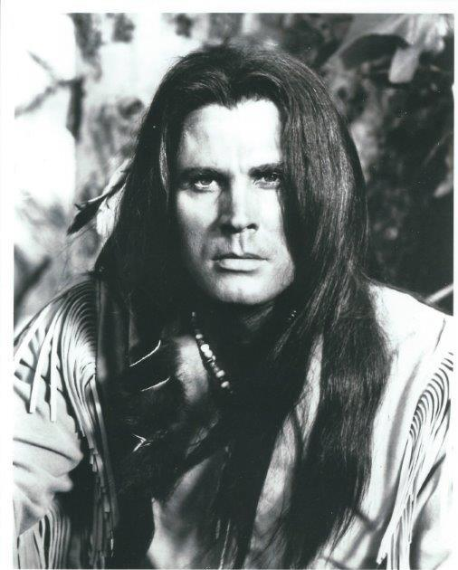 Scan of MD Custer BW Headshot